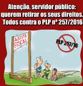 PLP 257 servidor publico