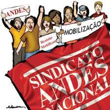 greve 2012 cartaz mobilizao