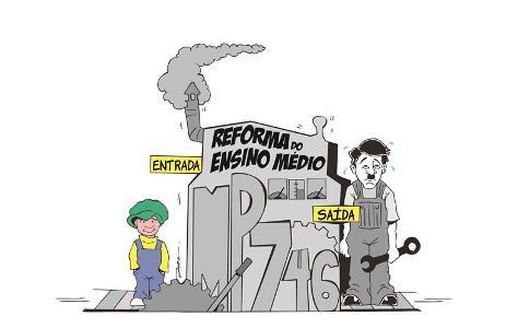 contra a reforma do ensino mdio 19 12