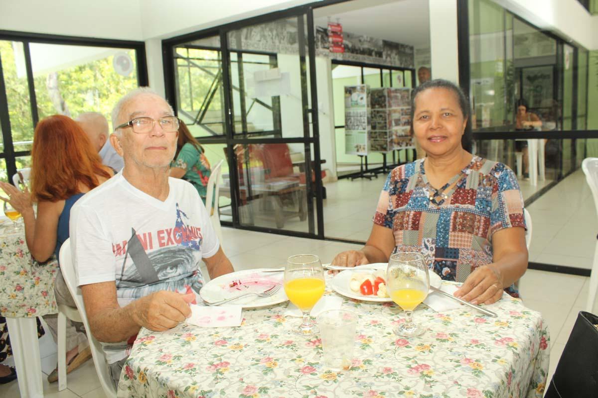 encontro dos aposentados entrevistada